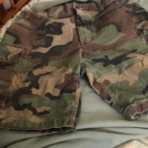 Polo Ralph Lauren Camo Shorts